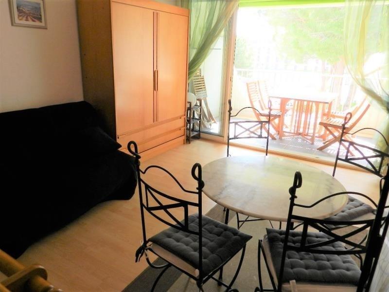 Sale apartment La grande motte 104500€ - Picture 1