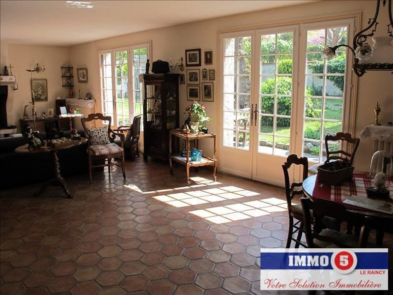 Sale house / villa Le raincy 685000€ - Picture 4