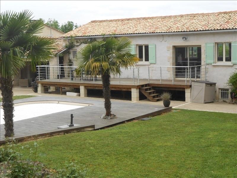 Vente maison / villa Niort 397100€ - Photo 1