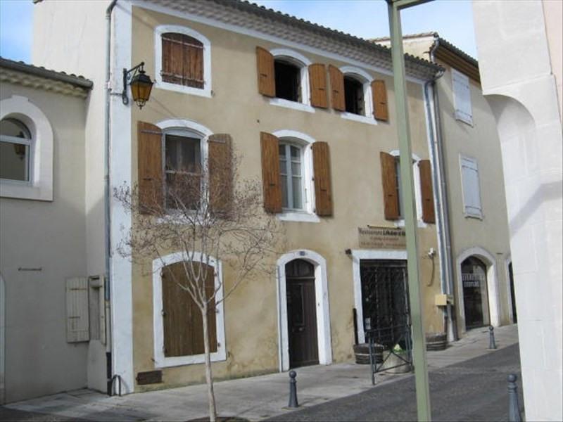 Sale house / villa St paul trois chateaux 137800€ - Picture 1