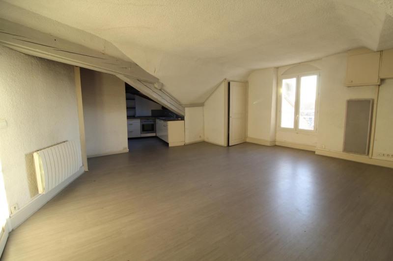 Verkoop  appartement Voiron 102000€ - Foto 2