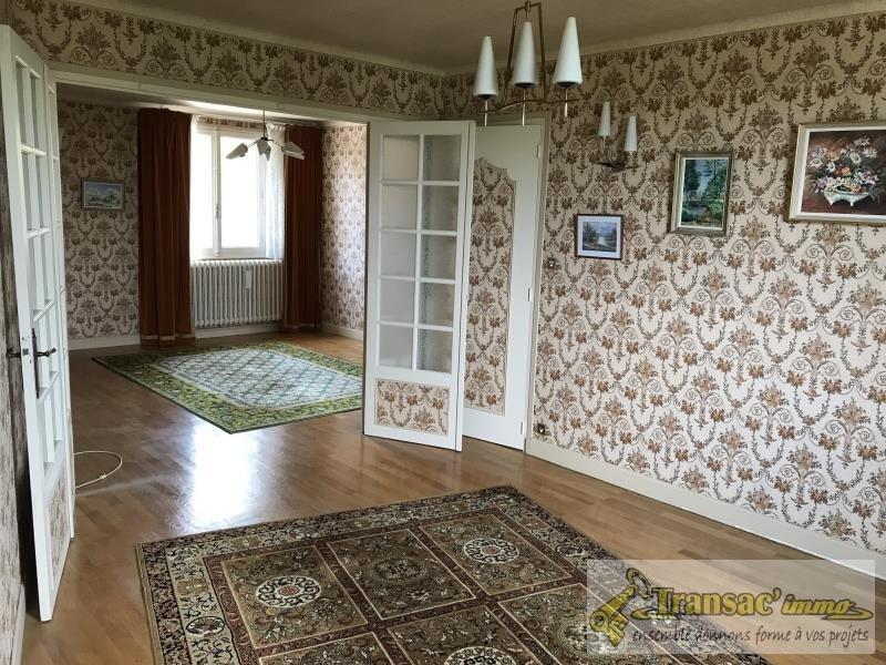Vente maison / villa St yorre 107000€ - Photo 5