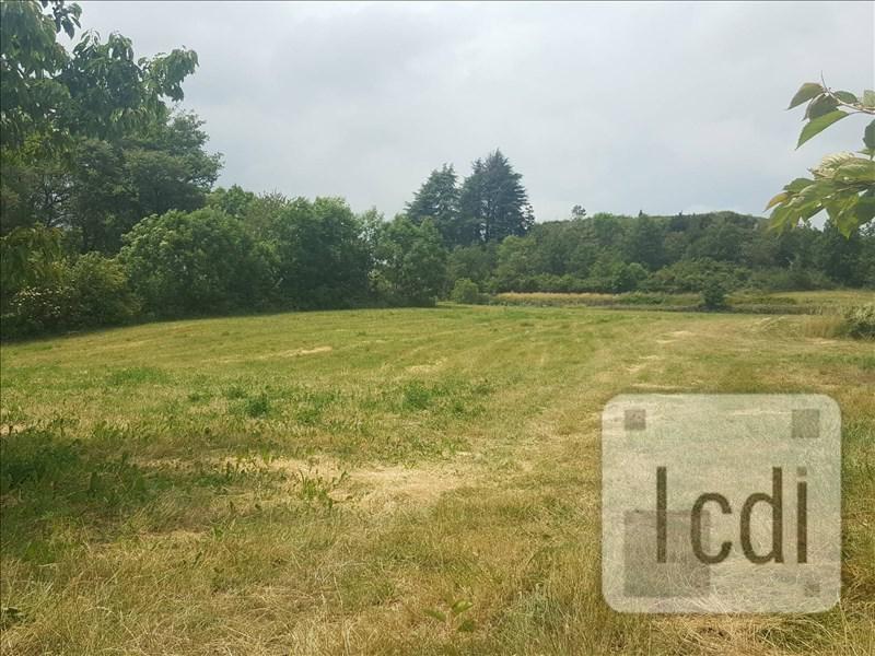 Vente terrain Pranles 90000€ - Photo 1