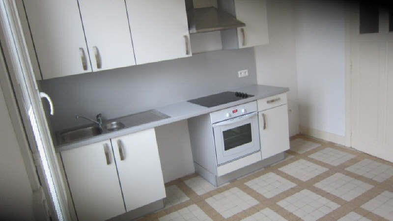 Sale apartment Carcassonne 59 500€ - Picture 1