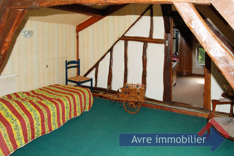 Sale house / villa Verneuil d avre et d iton 124000€ - Picture 7