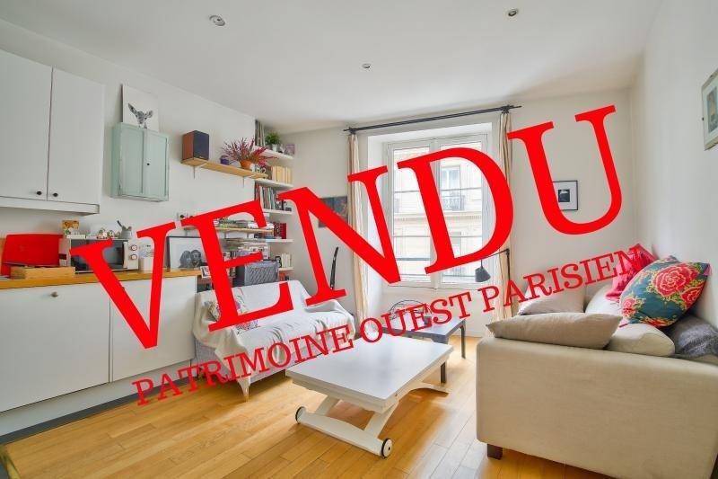 Vente appartement Paris 10ème 488000€ - Photo 1