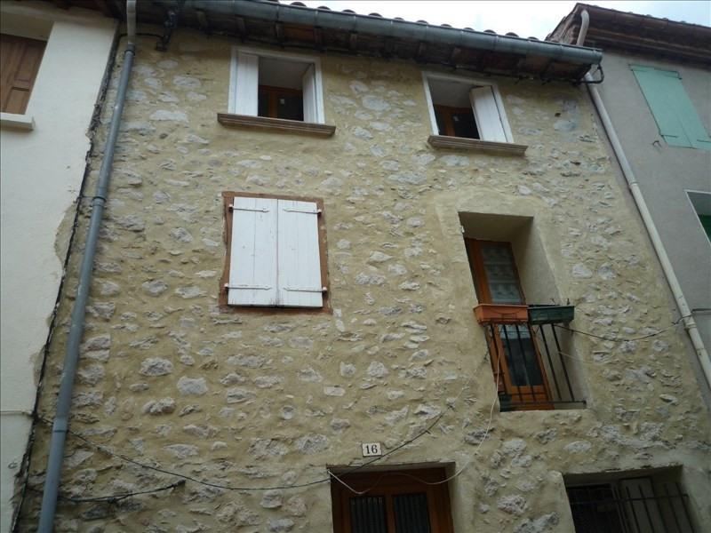 Sale house / villa Corneilla de conflent 61000€ - Picture 1