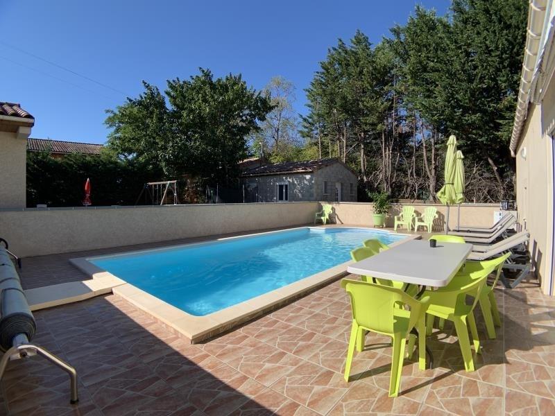 Sale house / villa Vallon pont d'arc 367500€ - Picture 18