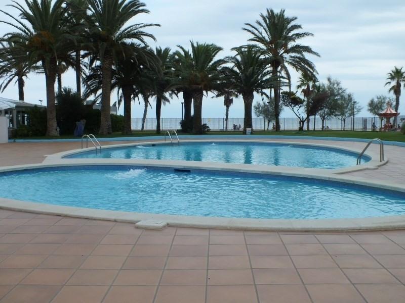 Alquiler vacaciones  apartamento Roses  santa-margarita 304€ - Fotografía 1
