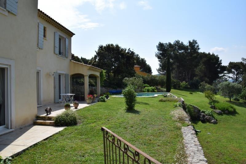 Vente maison / villa Ventabren 936000€ - Photo 2
