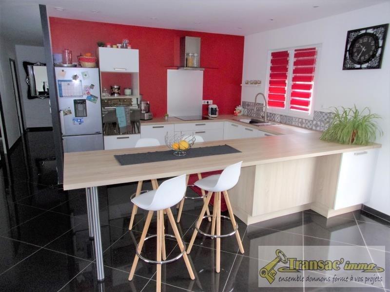 Vente maison / villa Peschadoires 219000€ - Photo 4