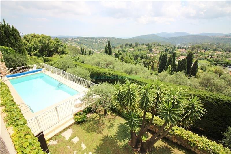 Vente de prestige maison / villa Peymeinade 820000€ - Photo 6