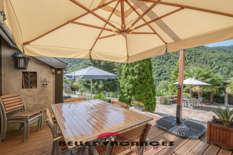 Sale house / villa Cazaux-debat 332 000€ - Picture 2