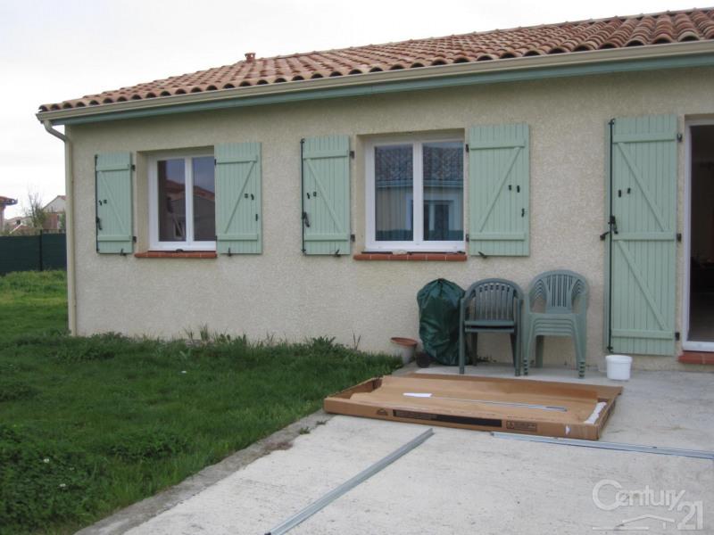 Rental house / villa La salvetat st gilles 954€ CC - Picture 3