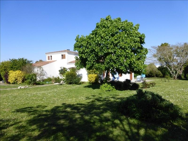 Vente maison / villa Le chateau d'oleron 397000€ - Photo 2