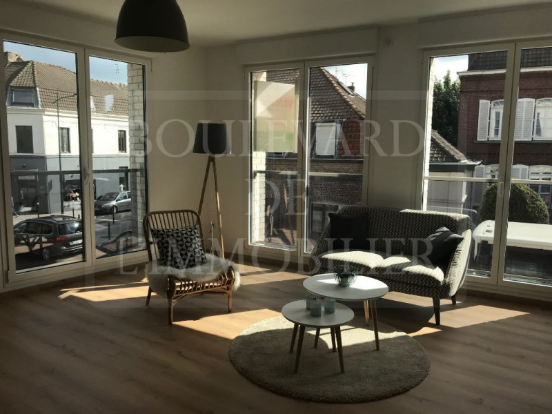 Vente appartement Mouvaux 313 000€ - Photo 1