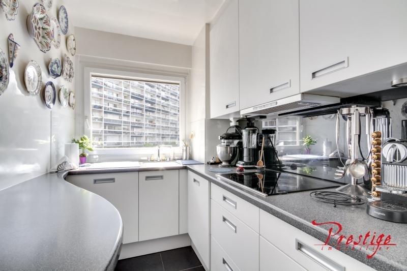Vente appartement Paris 18ème 679000€ - Photo 2
