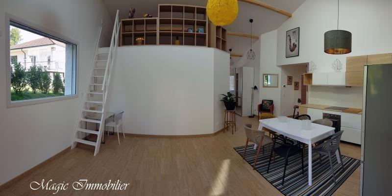 Location maison / villa Nurieux volognat 1100€ CC - Photo 4