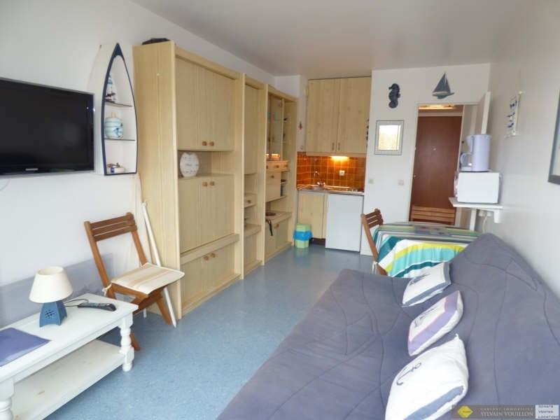 Verkoop  appartement Villers-sur-mer 59900€ - Foto 1