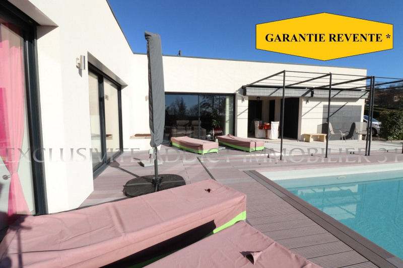 Vente maison / villa Secteur castelginest 449 000€ - Photo 1