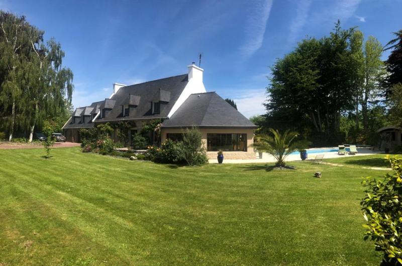 Verkauf von luxusobjekt haus Gouesnach 782500€ - Fotografie 2
