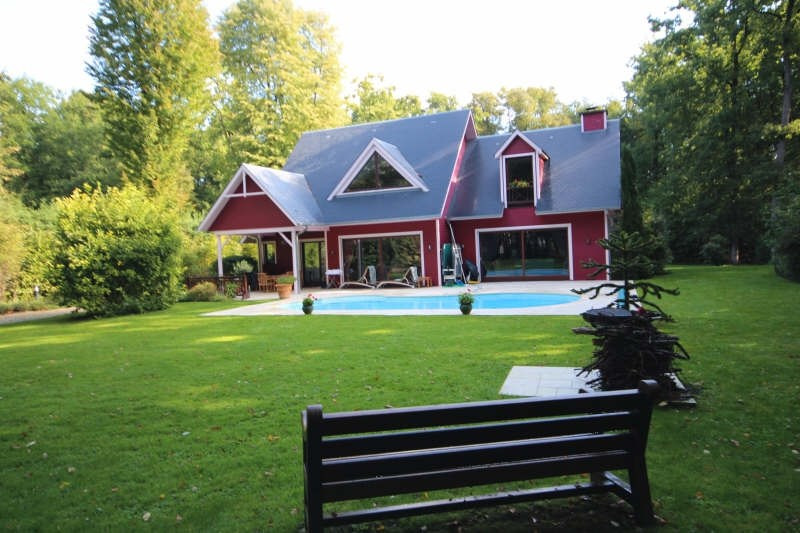 Vente de prestige maison / villa Lamorlaye 970000€ - Photo 1