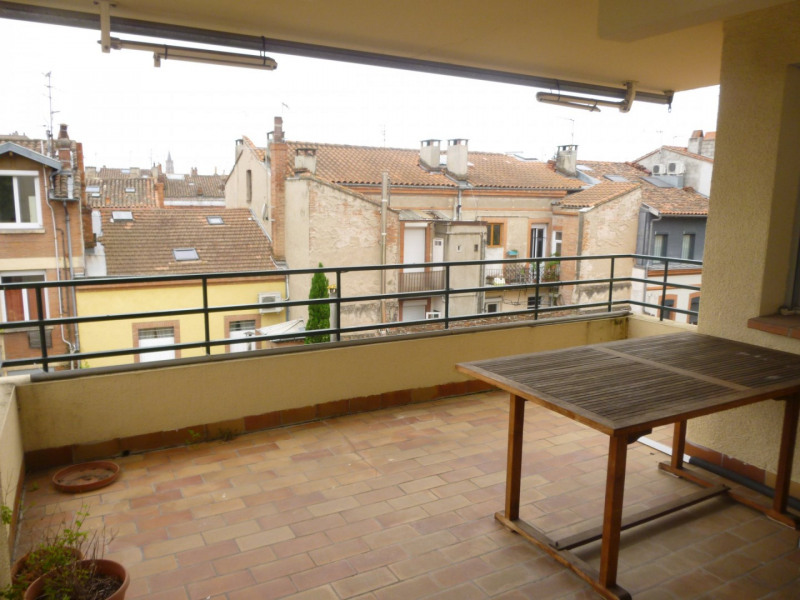Sale apartment Toulouse 405 120€ - Picture 1