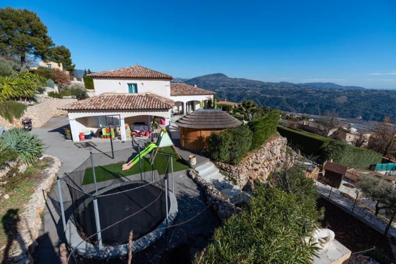 Immobile residenziali di prestigio casa Gattieres 1155000€ - Fotografia 5