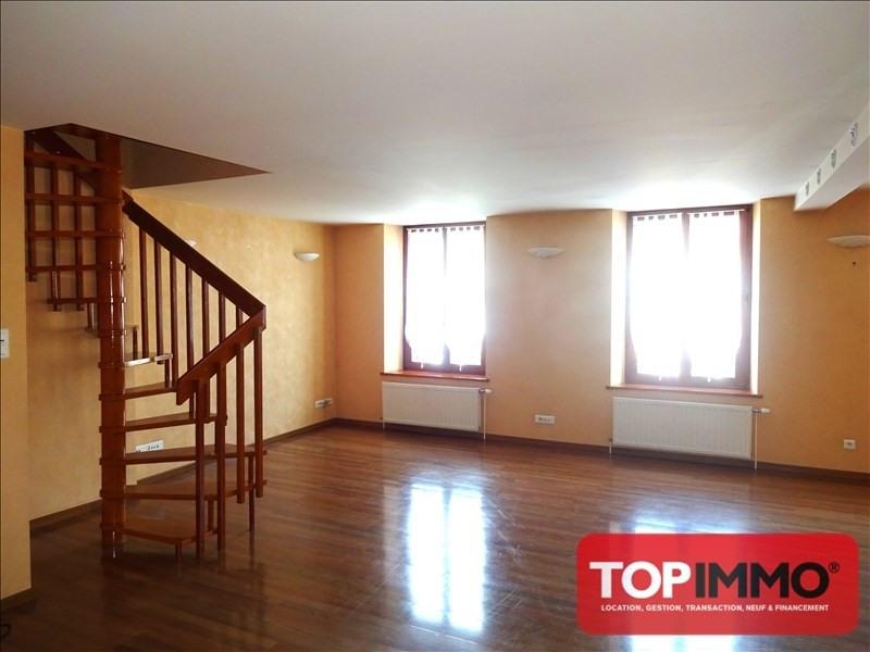 Rental apartment Bruyeres 545€ CC - Picture 1