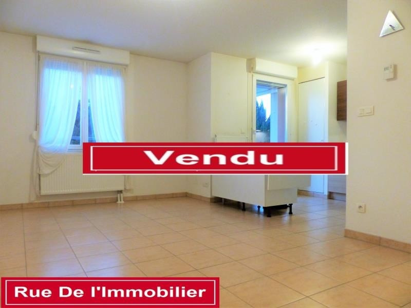 Vente appartement Schweighouse sur moder 128 000€ - Photo 1