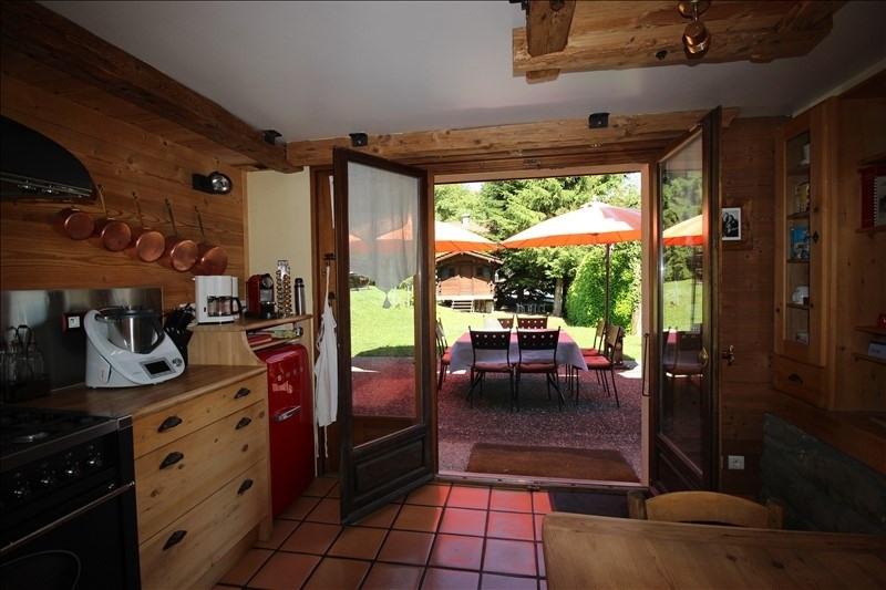 Vente de prestige maison / villa Ayze 580000€ - Photo 2