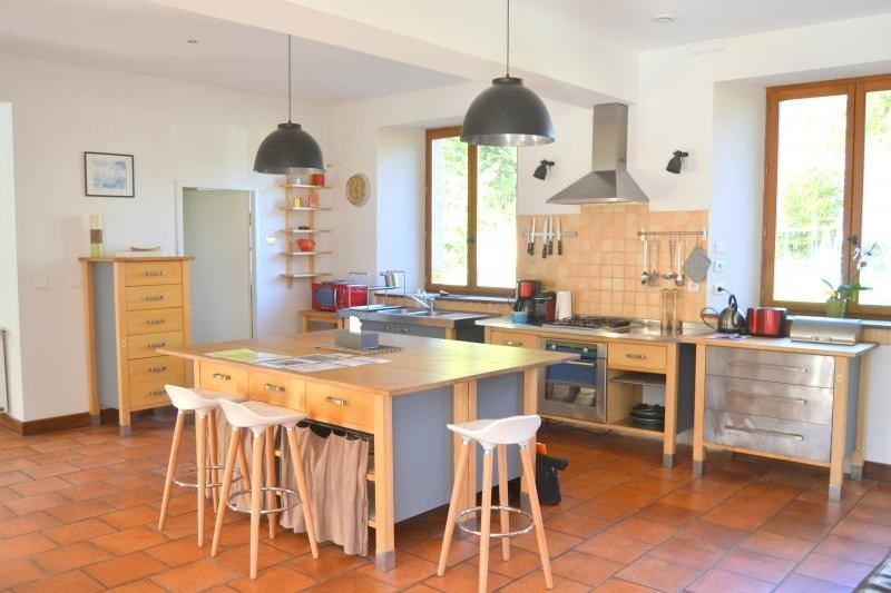 Sale house / villa Mordelles 379 235€ - Picture 5