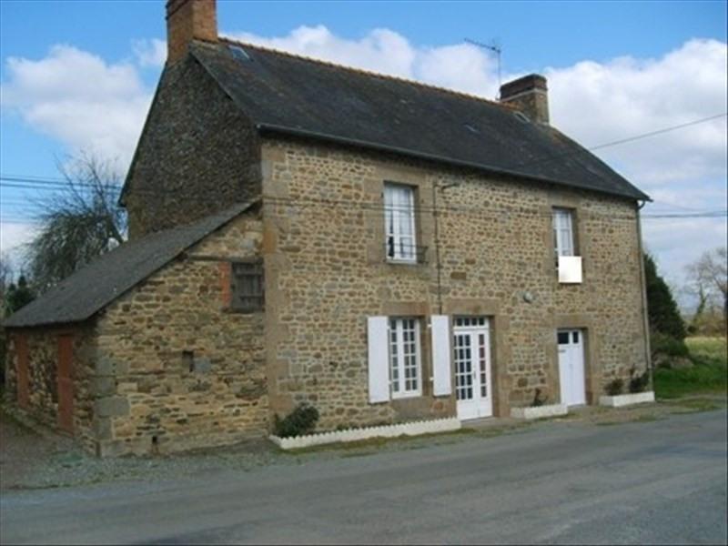 Vente maison / villa Saint-léger-des-prés 70850€ - Photo 1