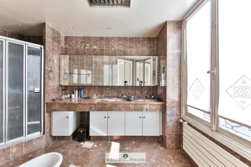 Deluxe sale apartment Paris 17ème 1800000€ - Picture 12