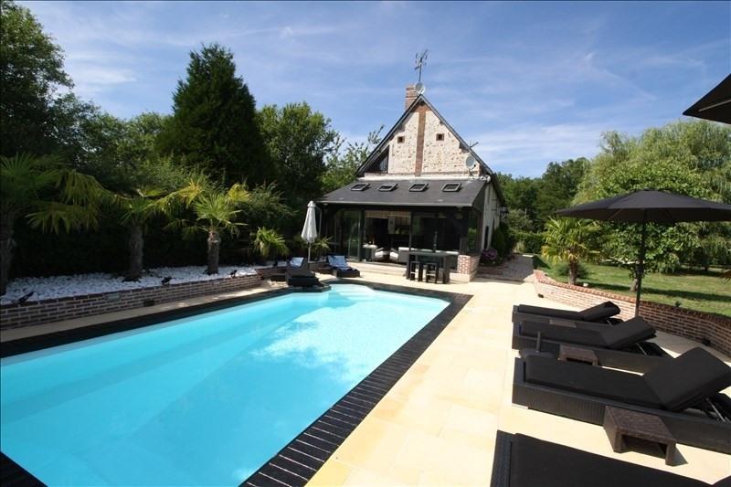 Deluxe sale house / villa Breteuil sur iton 645000€ - Picture 9