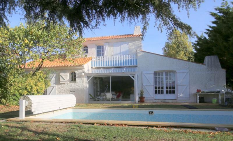 Vente maison / villa Saint gilles croix de vie 447000€ - Photo 1