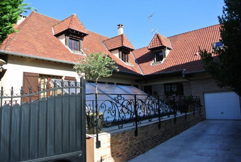 Sale house / villa Les pavillons-sous-bois 545000€ - Picture 1