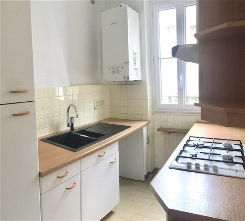 Rental apartment Clichy 1 400€ CC - Picture 4