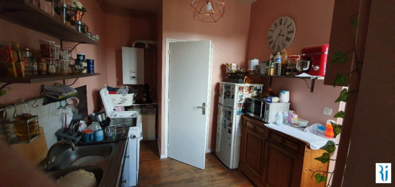 Vendita appartamento Rouen 126400€ - Fotografia 4