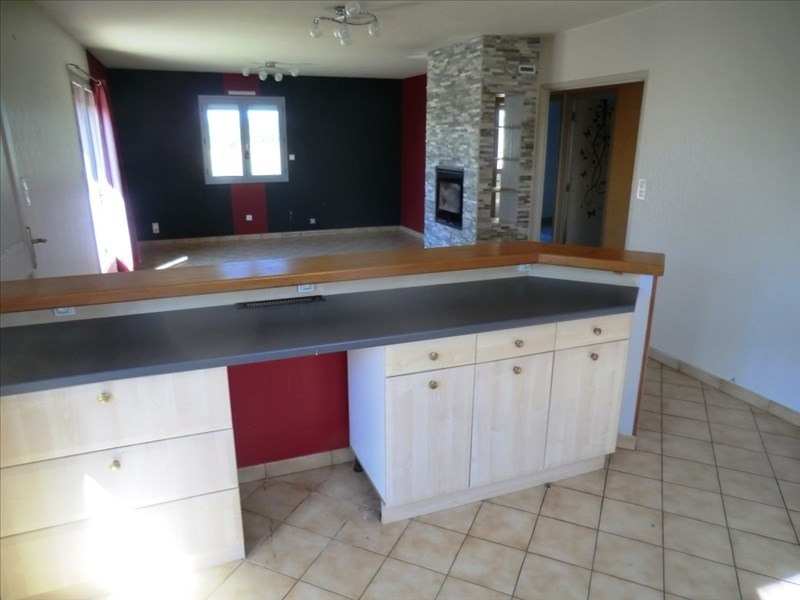 Sale house / villa Parce 144 560€ - Picture 1
