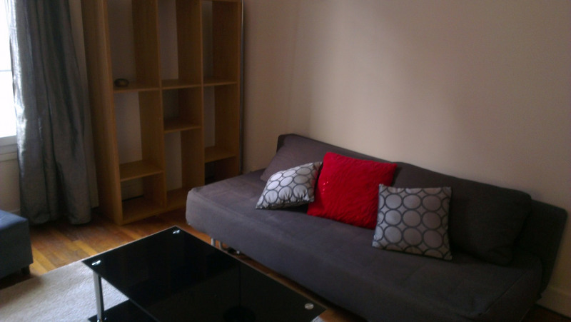 Rental apartment Paris 7ème 1 400€ CC - Picture 2