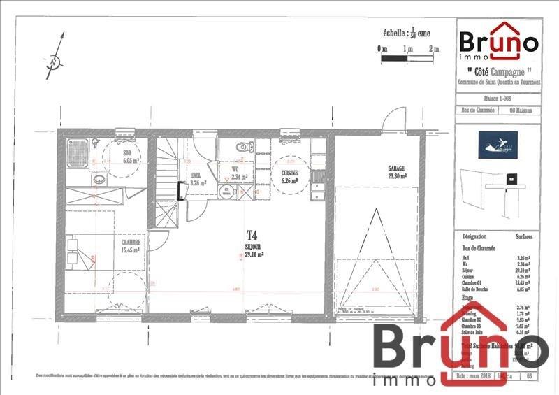 Verkoop  huis St quentin en tourmont 300000€ - Foto 6