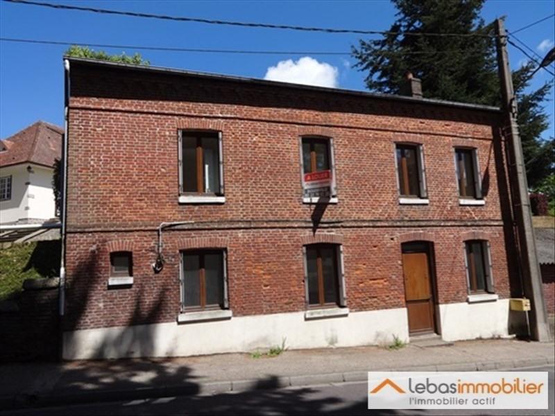 Vendita casa Doudeville 86900€ - Fotografia 4