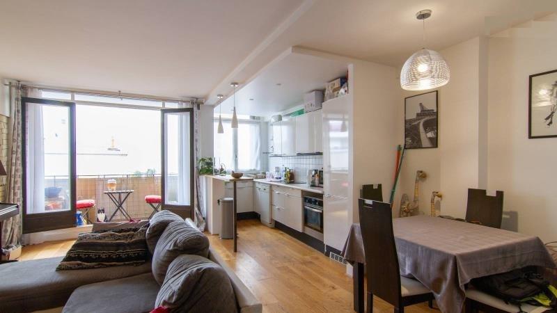 Vente appartement Paris 18ème 540000€ - Photo 2