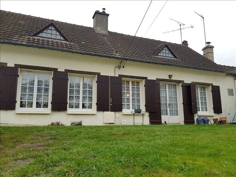 Sale house / villa Tracy le mont 163000€ - Picture 1