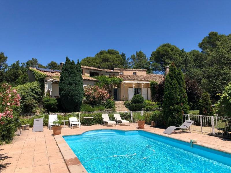 Verkauf von luxusobjekt haus Rognes 795000€ - Fotografie 2