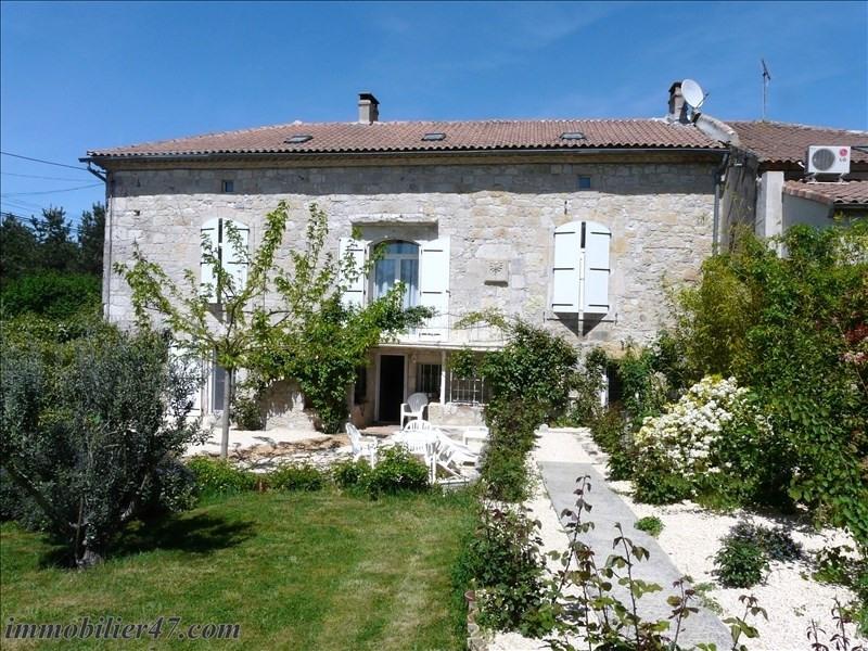 Sale house / villa Laugnac 260000€ - Picture 4