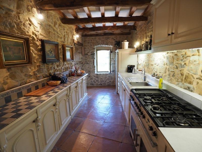 Immobile residenziali di prestigio casa Uzes 897750€ - Fotografia 5