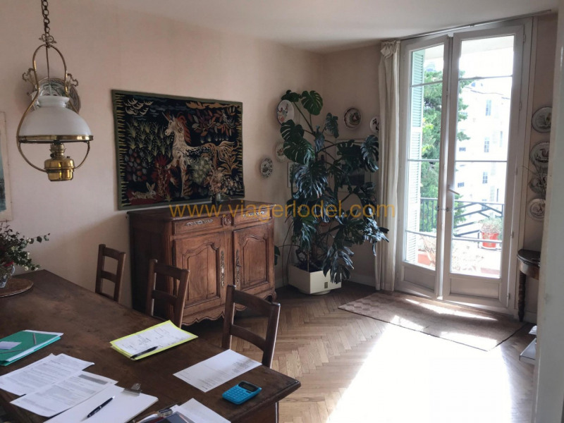 Viager appartement Nice 465000€ - Photo 4