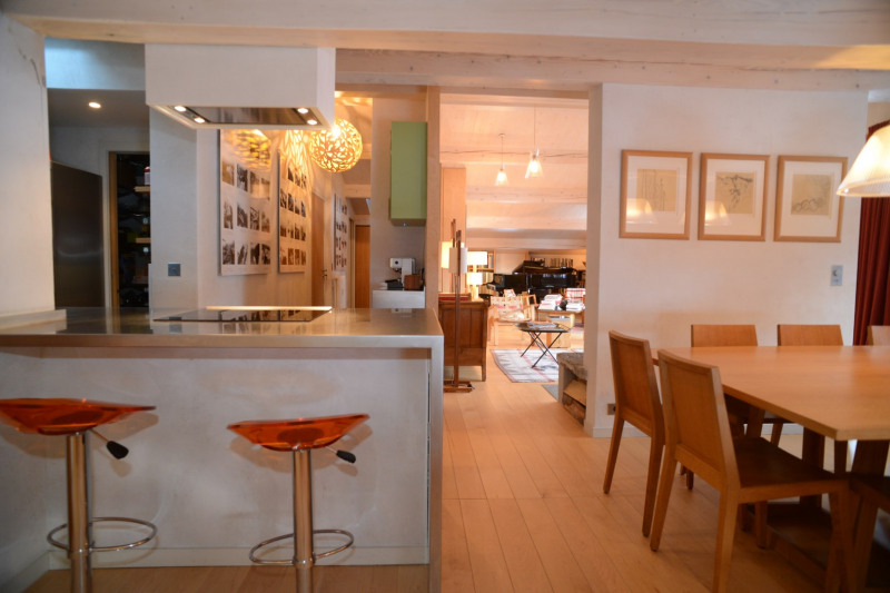 Deluxe sale apartment Chamonix-mont-blanc 2 700 000€ - Picture 5